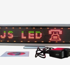 LED Message Board, PROGRAMMABLE.