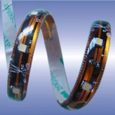 Flexible LED Strips, May be CUT to fit your project.